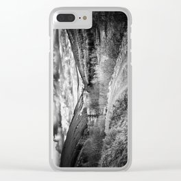 Woodland Valley Clear iPhone Case