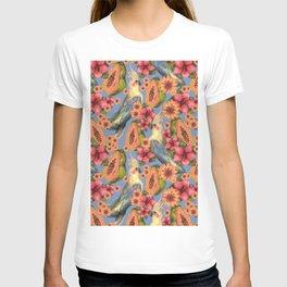 cockatiel papaya T-shirt