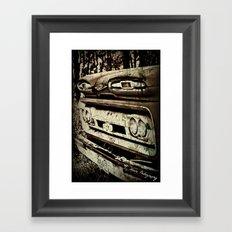 Truck Yea! Framed Art Print