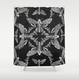 bugsy Shower Curtain