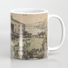 Vintage Illustration of Noahs Ark (1907) Coffee Mug