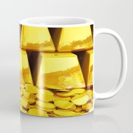 Gold investment Coffee Mug