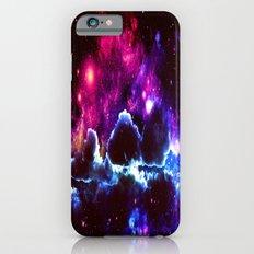 Galaxy Clouds Dark & Colorful Slim Case iPhone 6s