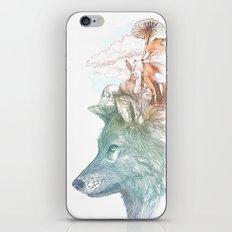 WRF iPhone & iPod Skin