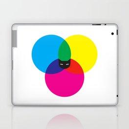 CMYKAT Laptop & iPad Skin