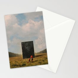 Son, this is the Universe Stationery Cards