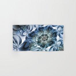 Dynamic Spiral, Abstract Fractal Art Hand & Bath Towel