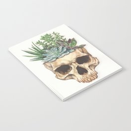 From Death Grows Life Notebook