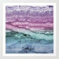 Mystic Stone Serenity Dream Art Print
