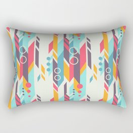 Geometri pattern Rectangular Pillow