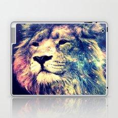 Galaxy Lion : Deep Pastels Laptop & iPad Skin