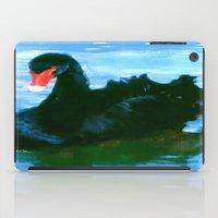 noir iPad Cases featuring NOIR by FOXART  - JAY PATRICK FOX