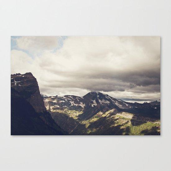 Epic Morning Canvas Print