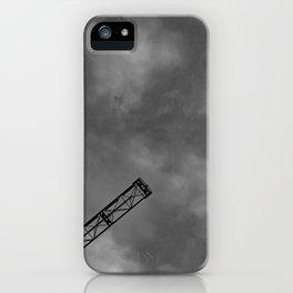 sky canvas iPhone Case