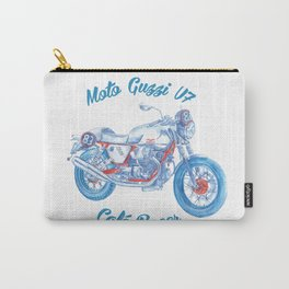 moto guzzi - cafe racer Carry-All Pouch