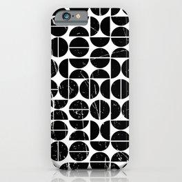 Circles Pattern iPhone Case