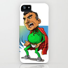 Impractical Joker Joe iPhone Case