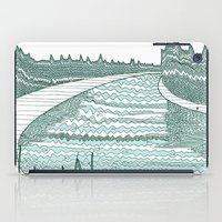 river iPad Cases featuring River by Anita Ivancenko
