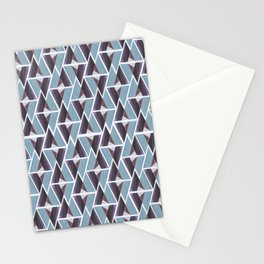 WTU PATTERN PRINT Stationery Cards