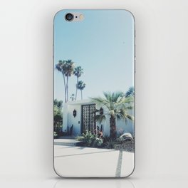 Palm Springs, Via Estrella iPhone Skin