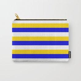Bosnia Herzegovina Uruguay flag stripes Carry-All Pouch