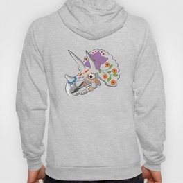Day of the extinct: Triceratops Hoody