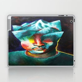 Mountains On My Mind Laptop & iPad Skin