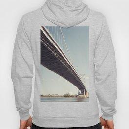 ben franklin's bridge Hoody