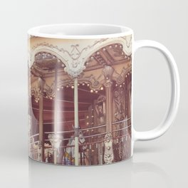 Paris Carousel Coffee Mug