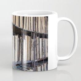 Books in chains Coffee Mug