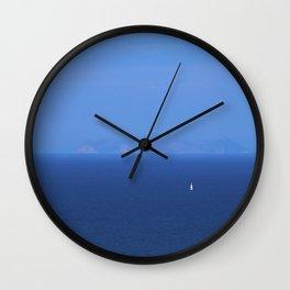 Santorini, Greece 13 Wall Clock