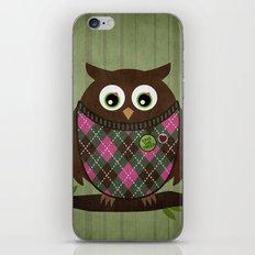 Save the trees iPhone & iPod Skin