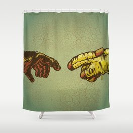 Our Leap Shower Curtain