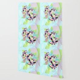Tanz der Lilien - Dance of the Lilies Wallpaper