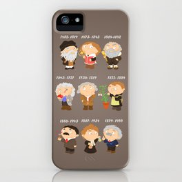 science for nerds  iPhone Case