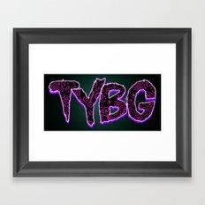 TYBG Framed Art Print