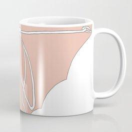 Backless Coffee Mug