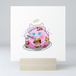Innocent Yato Dango Mini Art Print