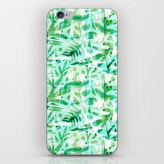 Abstract Jungle iPhone & iPod Skin