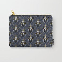 Deer Unicorn Carry-All Pouch
