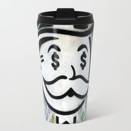 Another Day - Another Dollar Travel Mug