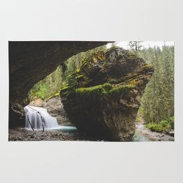 Johnston Canyon Rug