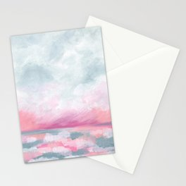 Sailors Delight - Tropical Ocean Seascape Stationery Cards