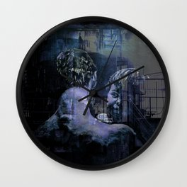 ETERNAL NOW Wall Clock