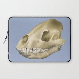 hyena skull Laptop Sleeve