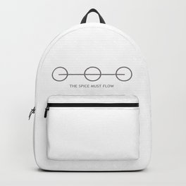 THE SPACING GUILD LOGO Backpack