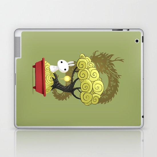 Bonsai Bunny Laptop & iPad Skin