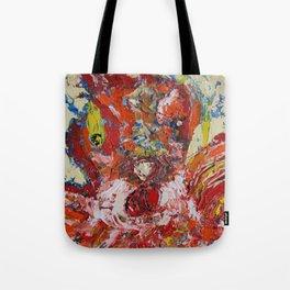 Cockerel Tote Bag