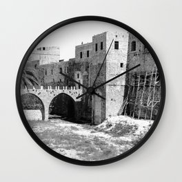 Akka (Acre, Accho) Wall Clock