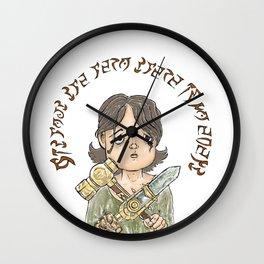Nerevarine Wall Clock